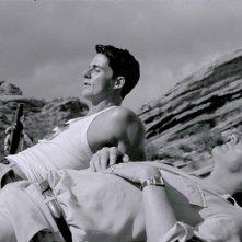 Un'immagine dal film A Single Man di Tom Ford