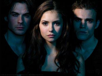 Ian Somerhalder, Nina Dobrev e Paul Wesley per la nuova serie tv The Vampire Diaries