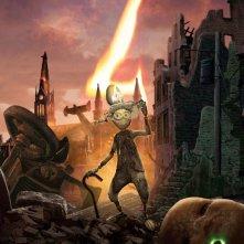 Il poster numero 2 del film d'animazione 9