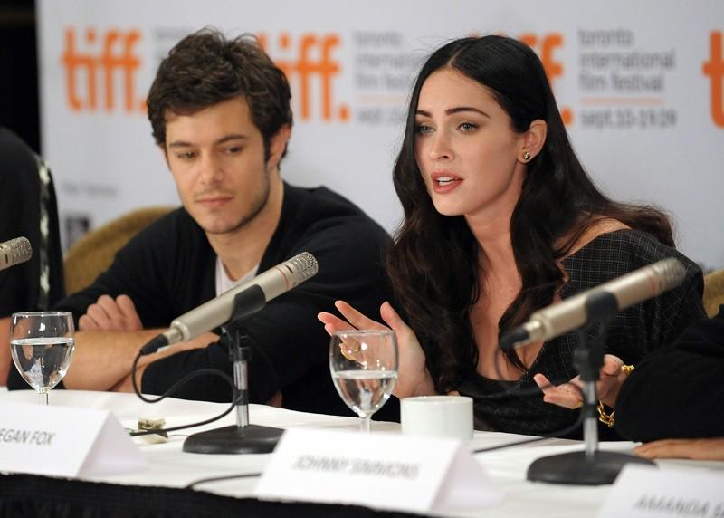 Adam Brody E Megan Fox Alla Conferenza Stampa Del Film Jennifer S Body Al Toronto International Film Festival In Canada L 11 Settembre 2009 130338