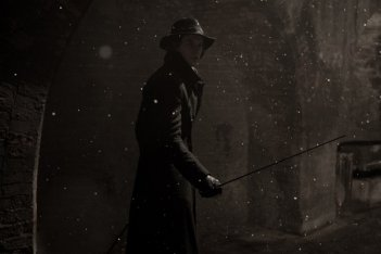 Ben Barnes in una sequenza di Dorian Gray