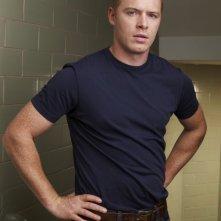 Diego Klattenhoff è Mike Callahan in una immagine promozionale di Mercy