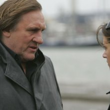 Gerard Depardieu in una scena di Diamond 13