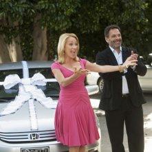 Ken Olin e Patricia Wettig nel primo episodio della quarta stagione della serie Brothers & Sisters