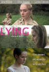 La locandina di Lying