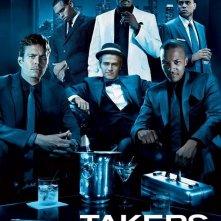 La locandina di Takers