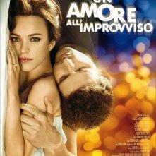 La locandina italiana di Un amore all'improvviso