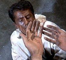 Una scena del film L\'uomo che sapeva troppo (1956)