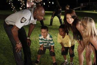 Alison Munn, Shantel VanSanten e Jackson Brundage nella premiere della stagione 7 di One Tree Hill