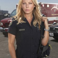 Anastasia Griffith è Nancy Carnahan nella serie TV Trauma