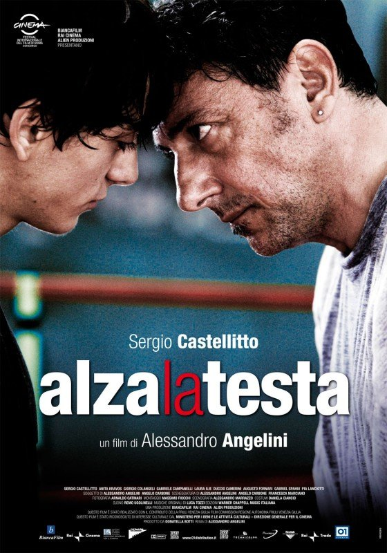 Locandina Del Film Alza La Testa 130472