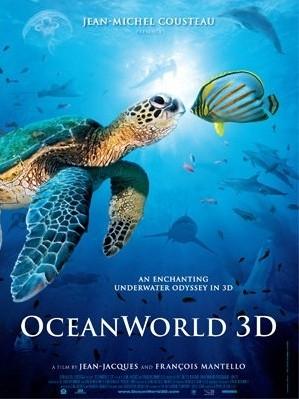 Locandina Di Oceans 3D 130500
