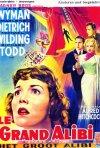 Locandina tedesca del film Paura in palcoscenico ( 1960 )