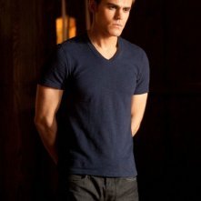 Paul Wesley nell'episodio Night of the Comet di The Vampire Diaries
