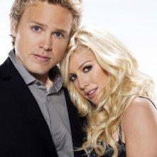 Spencer Pratt e Heidi Montag in un'immagine promo per la stagione 5 di The Hills