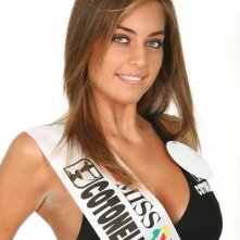 Una foto di Maria Perrusi, Miss Italia 2009