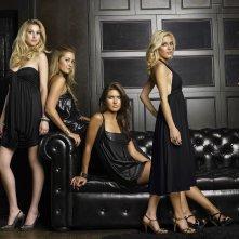 Wallpaper: Il cast principale della terza stagione di The Hills