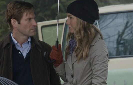 Aaron Eckhart E Jennifer Aniston In Un Immagine Del Film Love Happens 130662