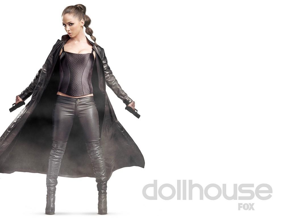 Eliza Dushku In Uno Dei Wallpaper Della Stagione 2 Di Dollhouse 130618