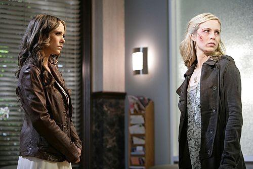 Ghost Whisperer Jennifer Love Hewitt E Amy Gumenick In See No Evil Secondo Episodio Della Quinta Stagione 130702