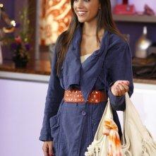 Jana Kramer è Alexis in una scena dell'episodio What Are You Willing to Lose stagione 7 di One Tree Hill
