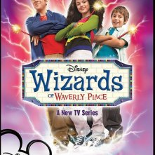 La locandina di Wizards Of Waverly Place