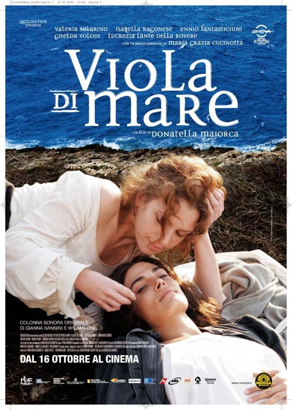 Manifesto Del Film Viola Di Mare 130751