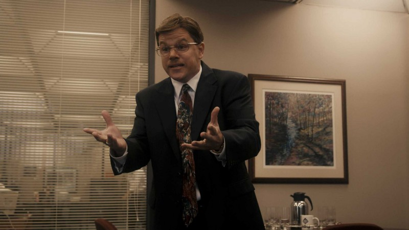 Matt Damon Interpreta Mark Whitacre Nel Film The Informant 130667