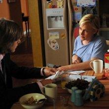 Medium: Patricia Arquette con Jake Weber nell'episodio Deja vu All Over Again della sesta stagione.