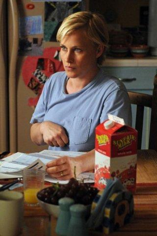 Medium: Patricia Arquette nell'episodio Deja vu All Over Again della sesta stagione.