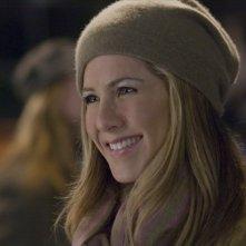 Un primo piano di Jennifer Aniston, protagonista del film Love Happens