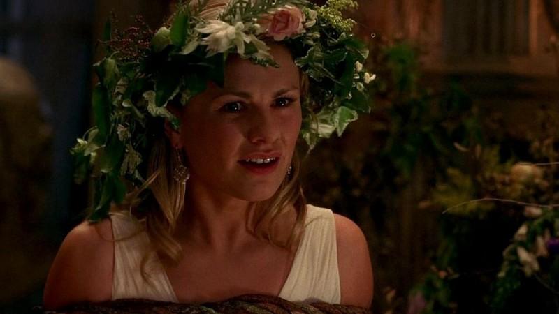 Anna Paquin In Un Immagine Dell Episodio Beyond Here Lies Nothin Della Serie Tv True Blood 130805