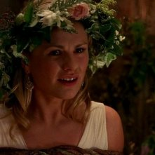 Anna Paquin in un'immagine dell'episodio 'Beyond Here Lies Nothin'' della serie tv True Blood