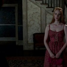 Deborah Ann Woll in una scena dell'episodio 'Beyond Here Lies Nothin'' della serie tv True Blood