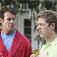 Desperate Housewives: Tuc Watkins e Kevin Rahm in Still Alive, episodio della sesta stagione