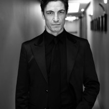 Francesco Foti interpreta Giovanni Sgrò in Intelligence (foto di Angelo Di Pietro)
