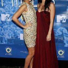 Lauren Conrad e Audrina Patridge al The Hills Season 4 Finale Party, a New York, nel Dicembre 2008