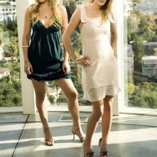 Lauren Conrad e Heidi Montag per la seconda stagione di The Hills