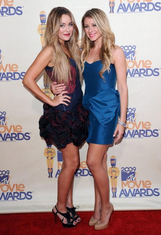 Lauren Conrad E Lauren Bosworth Agli Mtv Movie Awards 2009 130853