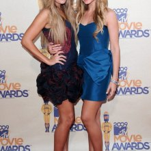 Lauren Conrad e Lauren Bosworth agli MTV Movie Awards 2009