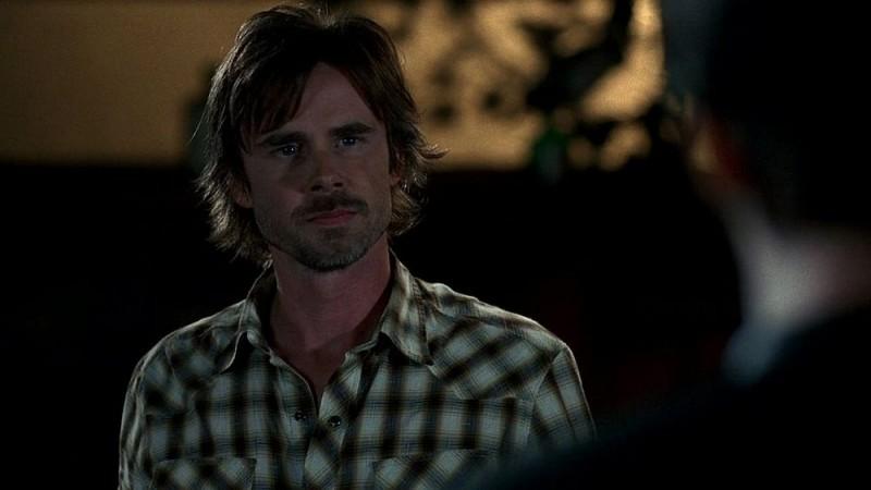 Sam Trammell In Una Scena Dell Episodio Beyond Here Lies Nothin Della Serie Tv True Blood 130802