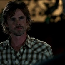 Sam Trammell in una scena dell'episodio 'Beyond Here Lies Nothin'' della serie tv True Blood