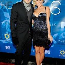 Spencer Pratt ed Heidi Montag al The Hills Season 4 Finale Party, a New York, nel Dicembre 2008
