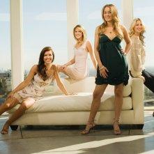 Wallpaper: il cast principale della seconda stagione di The Hills
