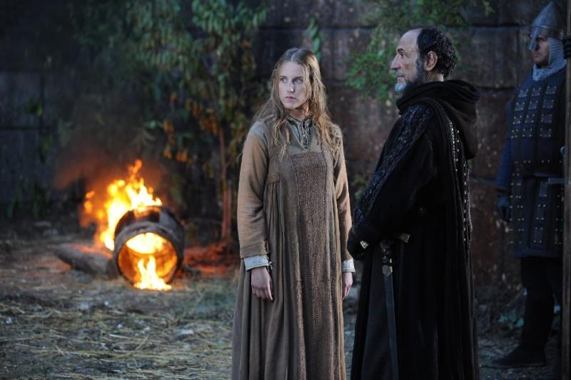 Federica Martinelli E F Murray Abraham In Un Immagine Del Film Barbarossa 130939