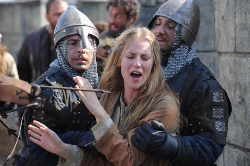Federica Martinelli In Una Scena Del Film Barbarossa Diretto Da Renzo Martinelli 130942