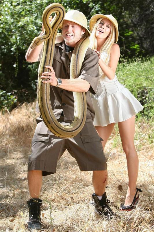 Heidi Montag Con Spencer Pratt Per Un Servizio Fotografico 130988