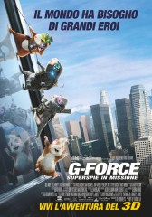 G-Force: Superspie in missione in streaming & download