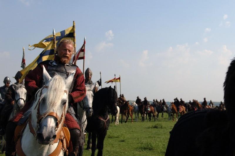 Rutger Hauer In Una Scena Del Film Barbarossa 130958