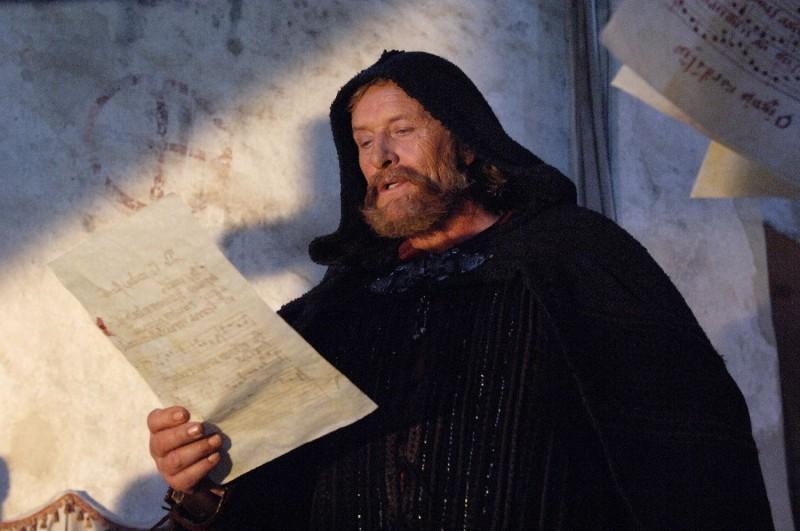 Rutger Hauer In Una Scena Di Barbarossa 130960